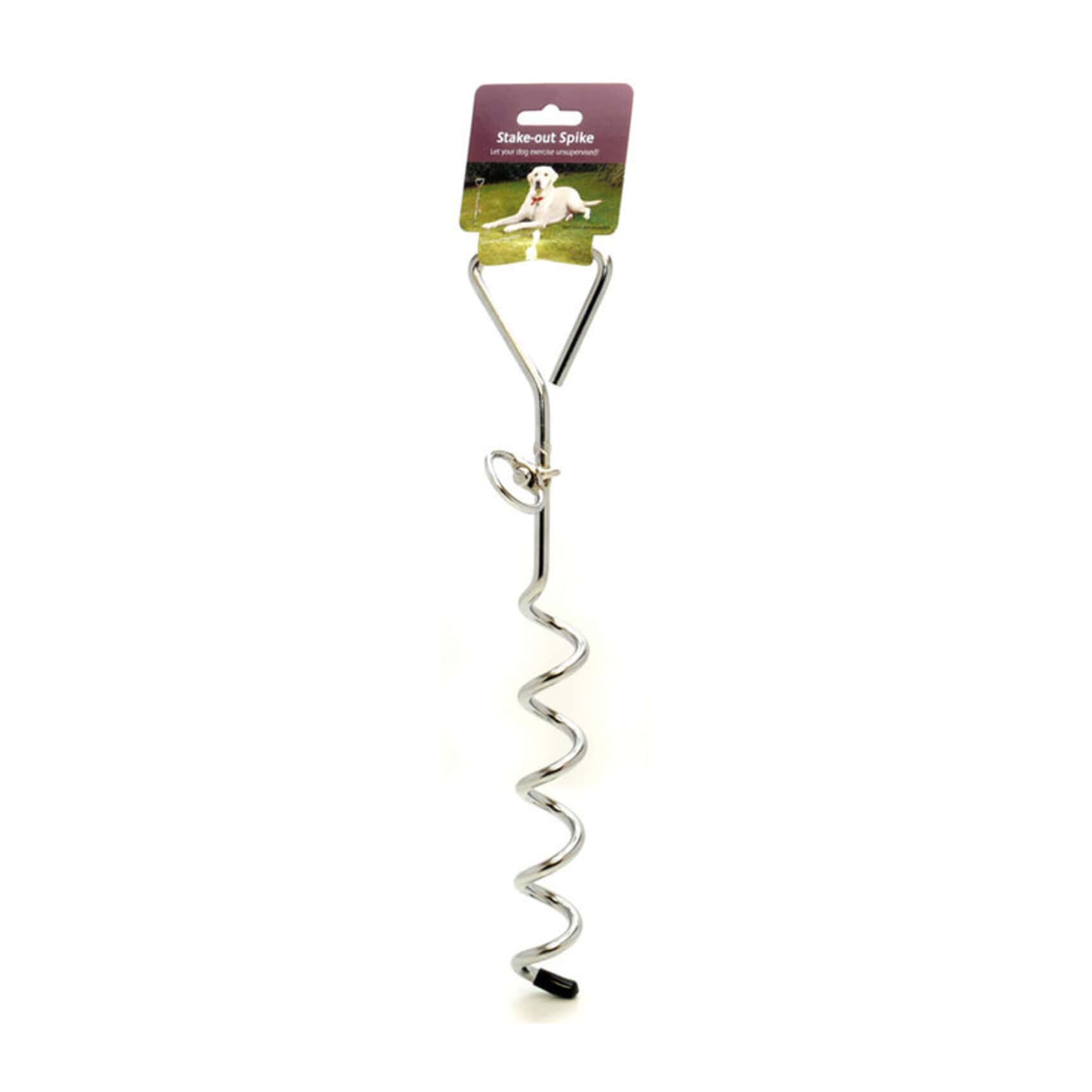 Rosewood Xtra Strong Stake Out Spike for Dogs