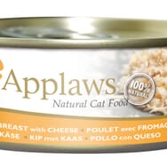 Applaws Chicken and Cheese Tin Cat Food 156g