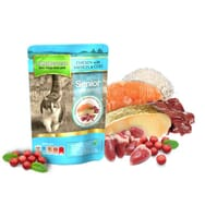 Natures Menu Senior Chicken With Salmon And Cod Pouch 100g x 12