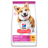 Hill's Science Plan Canine Adult Small and Miniature Chicken and Turkey 1.5kg