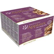 Applaws Cat Tin Jelly Selection Multipack 12x70g