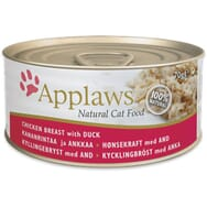 Applaws Chicken With Duck Can 70g