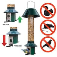 Pestoff Bird Seed Feeder