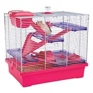 Pico XL Hamster Cage Pink