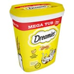 Dreamies Mega Tub Cheese 350g