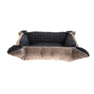 Rufus & Rosie Navy Multi Use Dog Bed Large